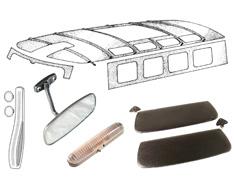 Interieur combi split gammes for Interieur combi split