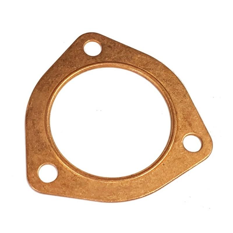 Joint collecteur/silencieux pour 4 en 1 grosse bride 3 vis en cuivre