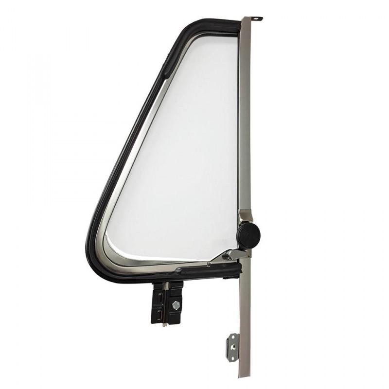 Déflecteur chromé complet droit T2 68-79