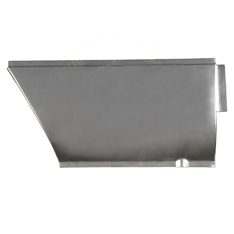 Partie de bas de caisse extérieur droit entre porte latérale et arche d'aile arrière T2 -67