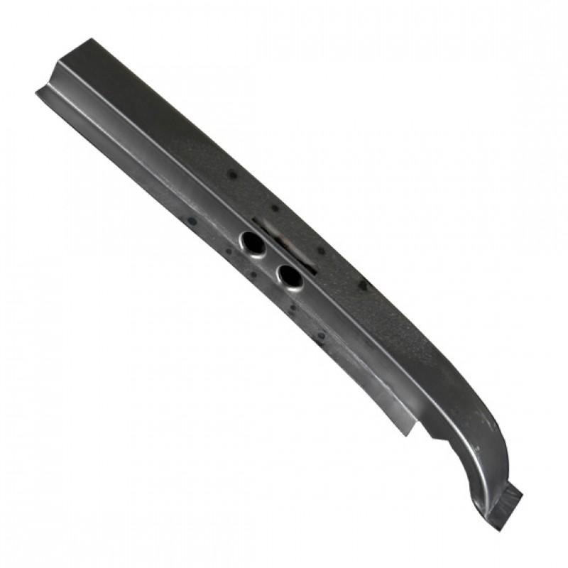 """Partie extérieure de pilier """"B"""" côté droit avec porte latérale T2 55-67 (hauteur 400mm)"""