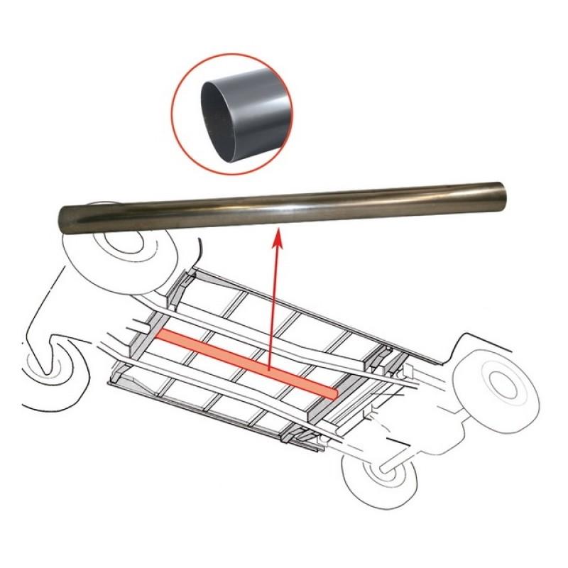 Canalisation de chauffage sous chassis diam. 89mm longueur 1270mm pour T2 8/72-