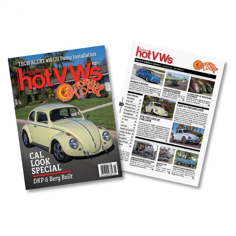 Magazine HOT VW'S - MAI 2019