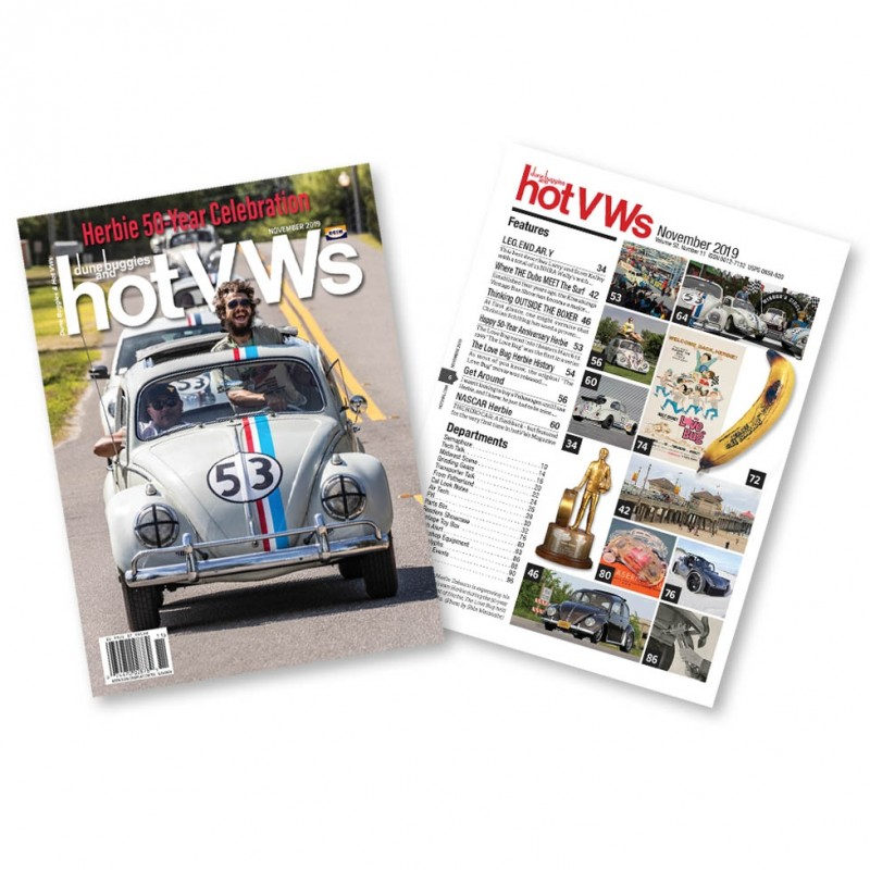 Magazine HOT VW'S - NOVEMBRE 2019