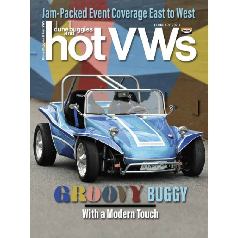 Magazine HOT VW'S - FEVRIER 2020