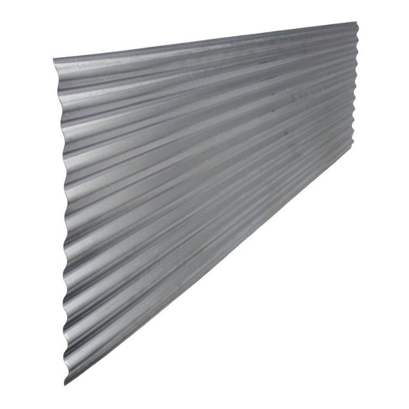 Tôle de réparation de plancher arrière, longueur 150x37.5cm, épaisseur 0.8mm T4 9/1990-6/2003