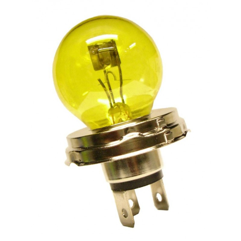 Ampoule code europe 12v jaune 45/40w culot CE