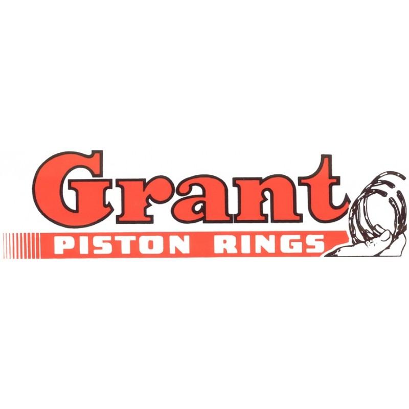 Autocollant GRANT PISTON RING