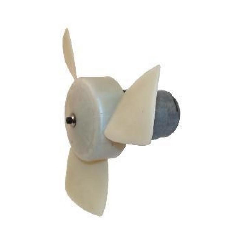 Ventilateur de radiateur 300/200W diamètre 305mm T25 1600cc D/TD & 19/2100cc ESS 82-92