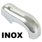 Butoir chromé de pare-choc avant ou arrière en INOX 1200 -7/73 et 1300 -7/67