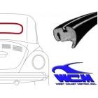 Joint de lunette arrière cal look 7/74- WCM