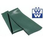 Caoutchouc de marchepied gauche vert «como green»