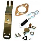 Kit de montage boite de chauffage universel g ou d  1/63-