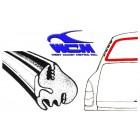 Joint de lunette arrière Fastback  WCM