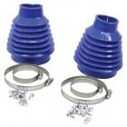 Set de 2 soufflets de trompette bleus (qualité US)
