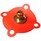 Membrane de pompe de reprise pour Dellorto (toutes tailles)