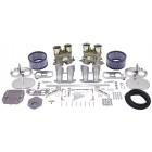 Kit doubles carburateurs HPMX 44mm pour moteur T4