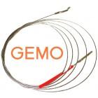 Câble d'accélérateur 8/71- (2650mm)  GEMO