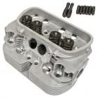 Culasse EMPI complète GTV-2 40x35,5mm, long culot 12mm, avec plus de matière pour cyl diam 90,5/92MM