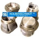 Kit cylindrée 1600 Kolben Schmidt (85.5x69mm)