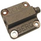 Couvercle de pompe à huile full flow BERG avec limiteur de pression