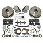 Kit frein à disques avant 5x205 EMPI T2 68-70