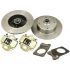 Kit frein à disques avant 1302-1303