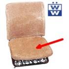 Rembourrage d'assise de siège 1/3 62-67
