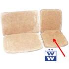Rembourrage d'assise de siège gauche ou droit 1/3 68-73