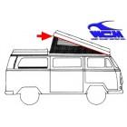 Joint de toit ouvrant westfalia 68-73 (charnière sur cabine)
