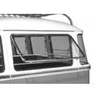 Kit vitre safari arrière pick up 52-66 et vitré 50-54 EPOXY BLANC