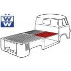 Quart de plancher derrière cabine pickup simple cabine -67