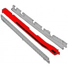 Rail de porte latérale 68-79
