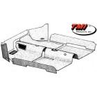Kit moquette intérieur noire 56-68 TMI