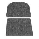 Kit moquette de coffre avant grise 1302 et 1303 -7/73