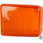 Glace de clignotant orange avant gauche 73- qualité OEM