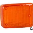 Glace de clignotant orange avant droite 73- qualité OEM
