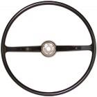 Volant type origine 64-71 noir diamètre 400mm