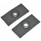 Set de 2 joints anti-vibration de moteur d'essuie-glace 55-64