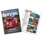 Magazine HOT VW'S - AOUT 2021