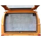 Moustiquaire de hayon arrière pour Combi 8/63-72