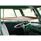 Lit de cabine pour enfant avec barres réglables pour Combi Westfalia 50-67