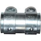 Collier double d'échappement diamètre 45mm