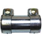 Collier double d'échappement diamètre 50mm