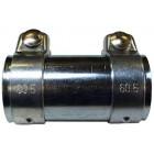 Collier double d'échappement diamètre 55mm