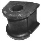Silentbloc de maintien de barre stabilisatrice sur chassis 20mm pour biellette coudée