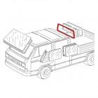 Joint de lunette arrière préformé pour T25 pick-up 80-