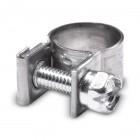 Collier de serrage inox type mini pour durite diam. extérieur 9-11mm
