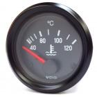 Cadran de température d'eau 40-120°