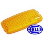Glace de remplacement orange HELLA pour réf 31893